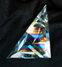 Right Triangle Sculpture
